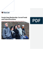 Female Gang Membership_ Current Trends and Future Directions - Police Chief Magazine