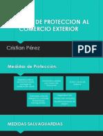 Medidas de Proteccion Al Comercio Exterior