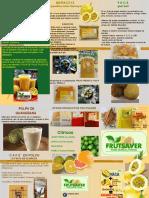 FOLLETO Productos Frutsaver 19