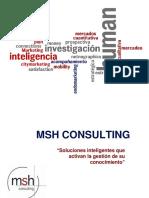 Portafolio de Servicios Msh Consulting-2016