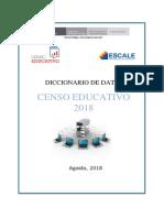 diccionario de datos censo educativo 2017.pdf