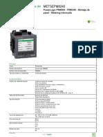 PowerLogic PM8000 Series_METSEPM8240