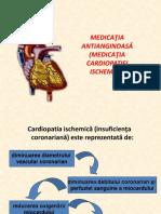 - Medicatia antianginoasa- (1)