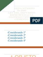 Decreto 79-2000
