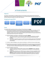 Ifrs 9 Financial Instruments Summary