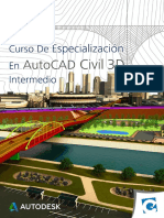 Autocad Civil 3d Int Sesion 2 Manual