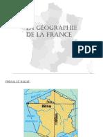 geographie de la france
