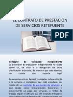 Control Tributario Electiva III Retefuente Servicios