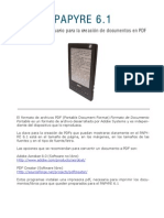 Papyre Guia Creacion Documentos PDF