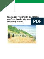 1.- Tecnicas de Trabajo en Canchas Forestales