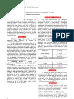 Relatório Química Orgânica