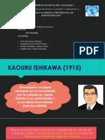 Ishikawa - Trabajo