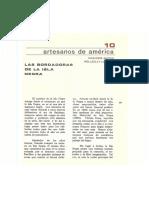 Las Bordadoras de La Isla Negra- Marjorie Agosin