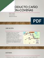 Oleoducto Caño Limon-Coveñas