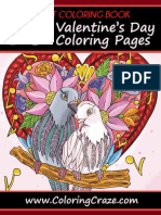 30 Valentine's Day Coloring Pages.epub