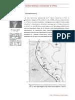 4b. Sismicidad Historica Instrumental Peru