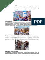 Terminar Tradiciones de Guatemala