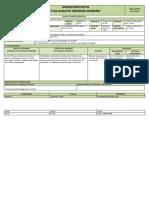 Formato de Planificación Unidad Didactica