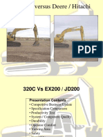 320C vs Deere200English
