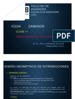 CAMINOS - CLASE 14 DIS GEOM INTERSECCIONES A NIVEL pdf .pdf