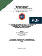 Anteproyecto Impuesto Municipal.