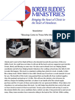 newsletter new truck