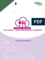 Bases Conc. Gastronomico 2013