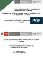 6 PPt Instrumentos Economicos Financieros 13 Agosto Ayacucho