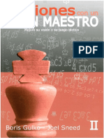 381575747 Lecciones Con Un Gran Maestro II Gulko Sneed