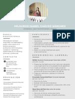 Milagros Isabel Chávez Sánchez