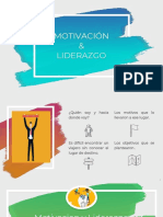 Motivacion y Liderazgo
