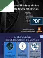 Principios Basicos de Las Enf. Geneticas