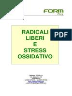 Radical i Liberi Estress Ossi Da Tivo