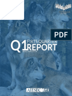 Reporte q1 Aiesec en Cúcuta