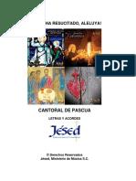 Cantoral de Pascua 2019