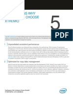 XtremIO Top Reasons