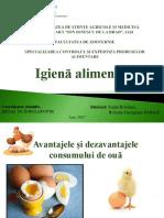 Ouă-IGIENĂ ALIMENTARĂ