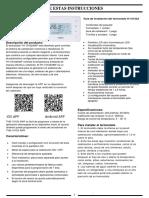 Termostato TH-15102AWF