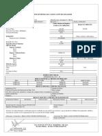 Calificacion de soldadore