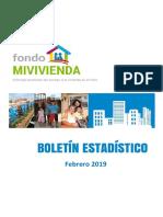2. boletã_n estadã_stico del fmv - febrero 2019.pdf