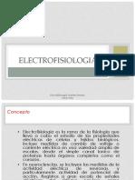 Electro Fisiología