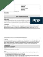 math 8 - volume unit plan