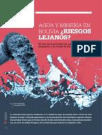 Agua y Mineria en Bolivia (1)