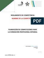 00_reglamento_planeación de Competiciones Para La Formación Profesional Integral