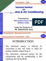 Refrigeration&Air Conditioning