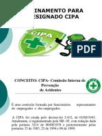 Nr 05 - Cipa Treinamento Designado
