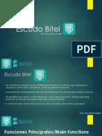 Guía de Uso Escudo Bitel