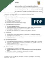 Prueba Diagnotico 5