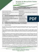 1. Estudios Previos - Pólizas