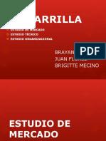Exposición a La Parrilla